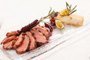 Three S's Grilled Duck